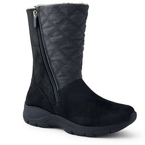 Lands End All Weather Winter Boots Size 6.5